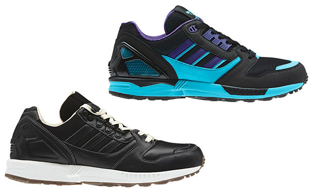 footwear newest collection wholesale adidas ZX 8000 Spring Collection | Nice Kicks