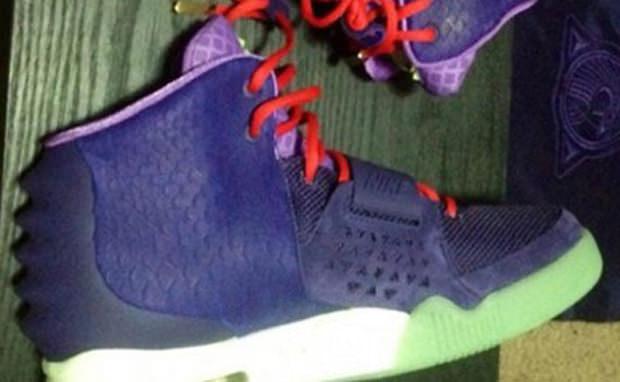 "Nike Air Yeezy 2 ""Cheetah"""
