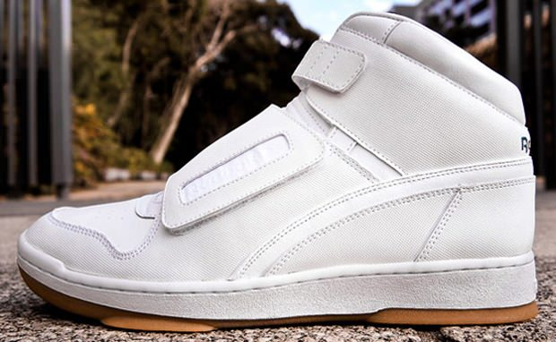 CHAPTER x Reebok Alien Stomper White