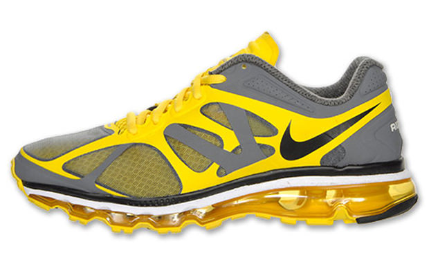 Nike Air Max 2012 Grey/Yellow