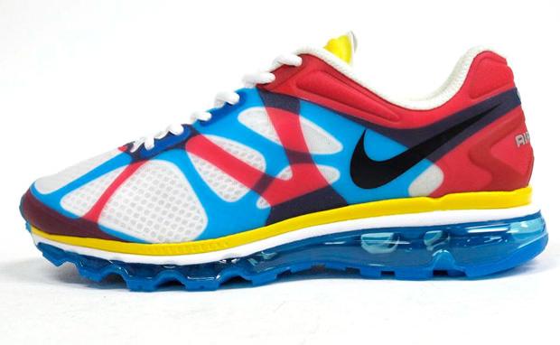 "Nike Air Max 2012 ""Olympic"""