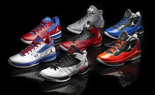 Jordan Brand Playoff Collection