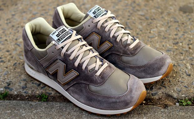New Balance 576 Road to London Pack Available Now