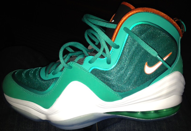 Nike Air Penny 5 Dolphins