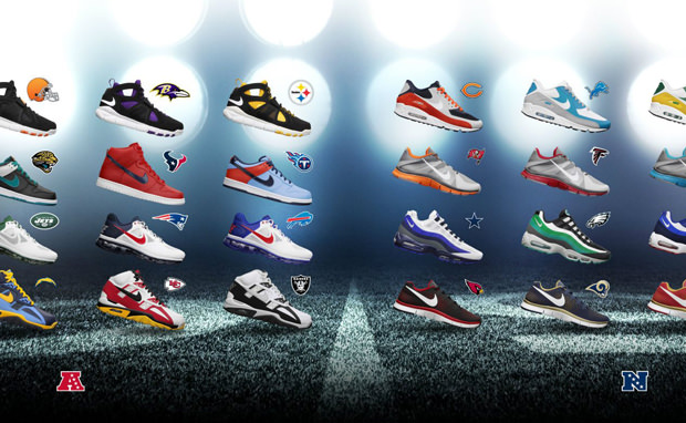 "Nike ""NFL Draft"" Pack"