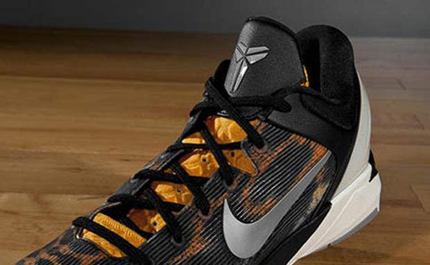 Nike Zoom Kobe VII Cheetah Print