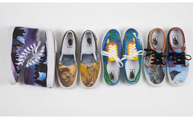 Vans Custom Culture 2012 Design Contest