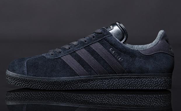 adidas Gazelle Black Pack