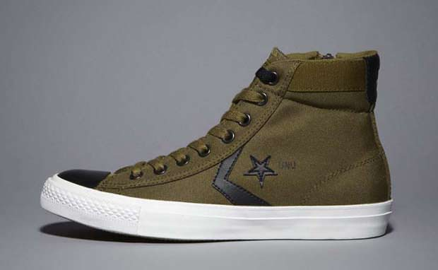 UNDFTD x Converse Star Player Hi