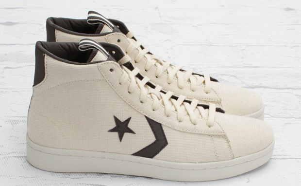 Converse First String Pro Leather Canvas