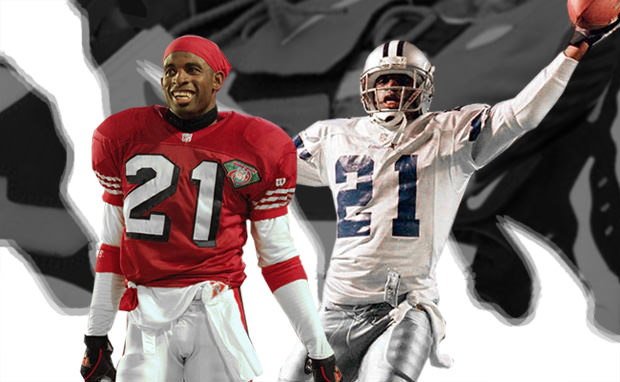 The Best Deion Sanders Shoes Of All Time