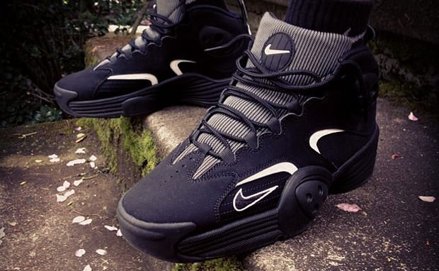 Nike Air Flight One Black/White