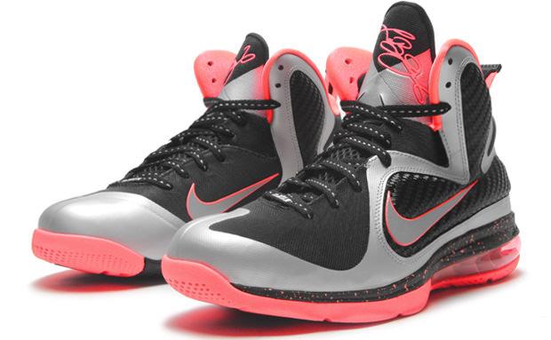 """Nike LeBron 9 """"Mango"""""""