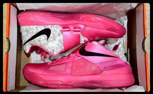 "Nike Zoom KD IV - ""Aunt Pearl"""