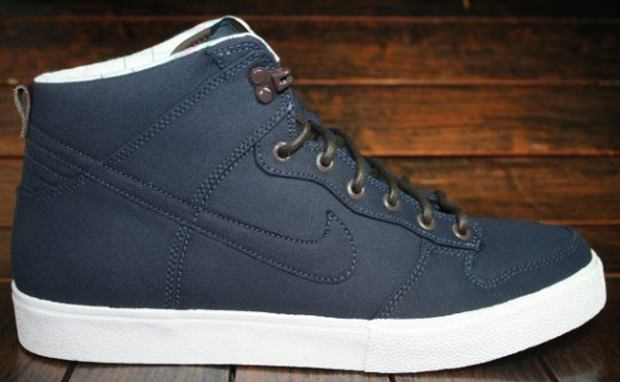 "Nike Dunk High AC Canvas ""Obsidian"""