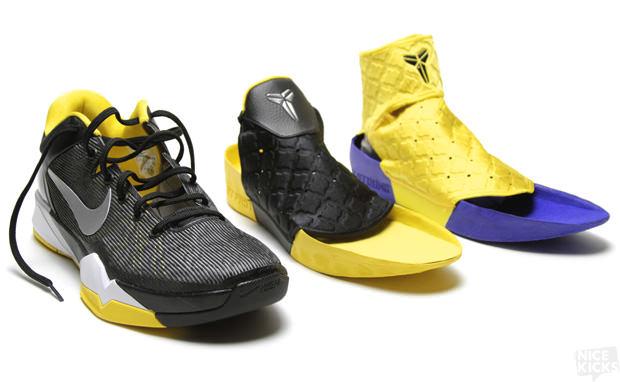 Performance Review: Nike Zoom Kobe VII