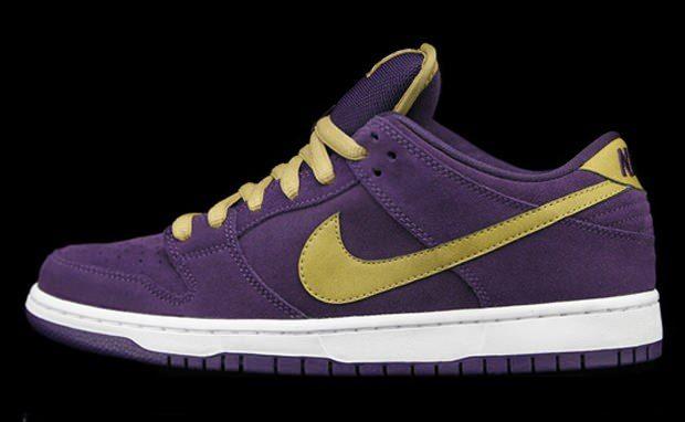 "Nike SB Dunk Low ""Quasar Purple"""