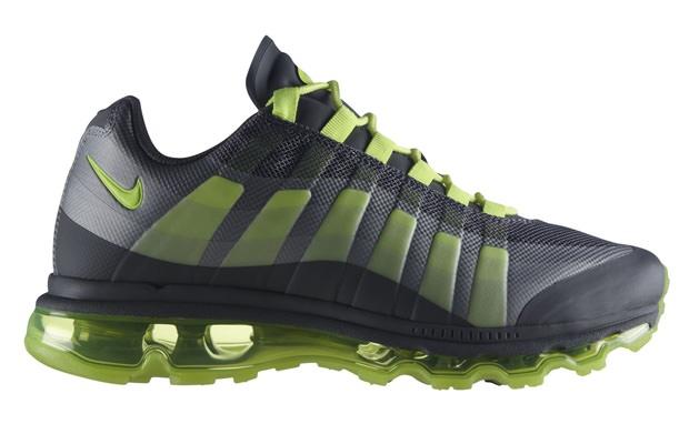 Nike Air Max 95+ 360 Dark Grey Volt Release Date