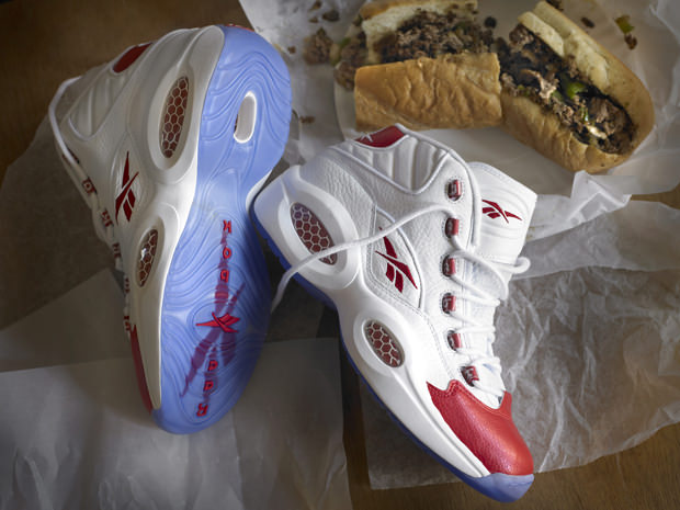 Reebok Question White Red Release Date