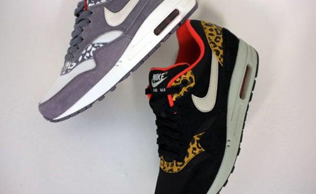 air max 1 leopard pack