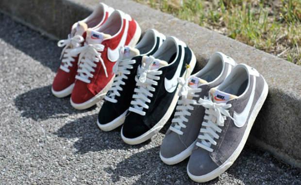 Nike Blazer Low VNTG | Nice Kicks