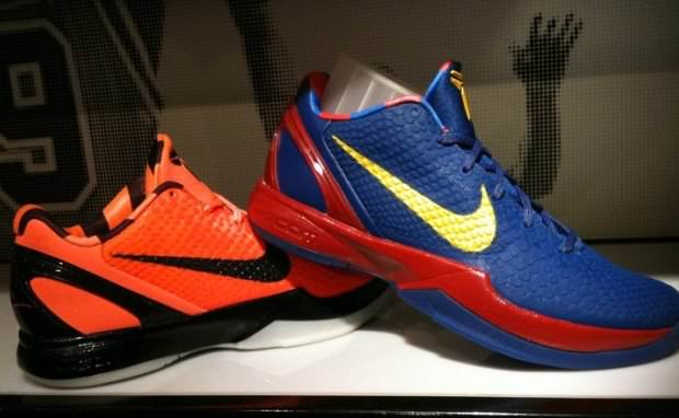 "In Retrospect: Nike Zoom Kobe VI ""FC Barcelona"" Pack"