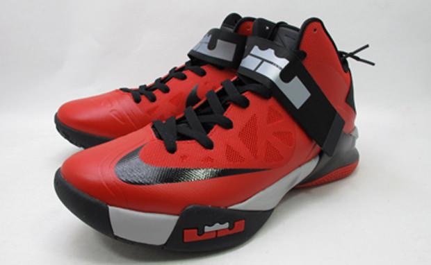 Nike Zoom LeBron 6 Red/Black