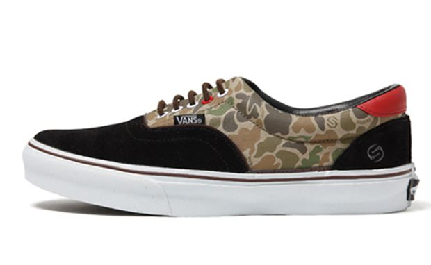 Silas x Slam City Skates x Vans Era