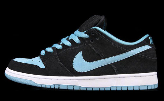Nike SB Dunk Low Black/Clear Jade