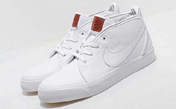Nike Toki Premium White/White