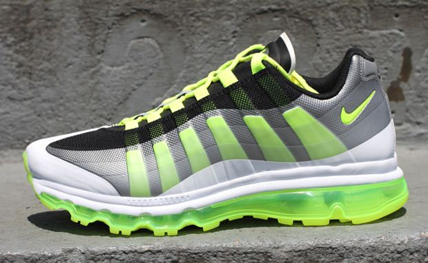 Nike Air Max 95+ BB Black/Volt