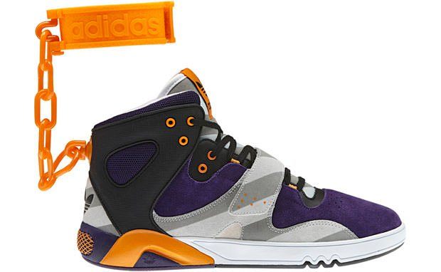 Jeremy Scott x adidas Roundhouse Mid Handcuffs Release Date