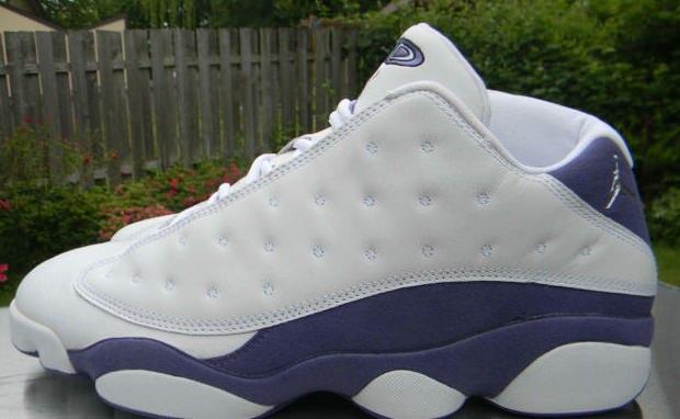 Air Jordan 13 Low Mike Bibby PE