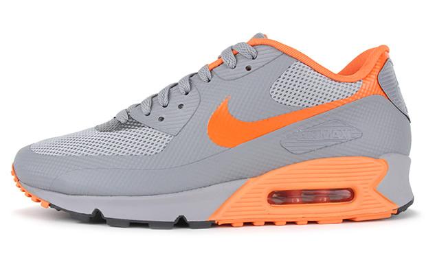 No lo hagas Uva busto  Nike Air Max 90 Hyperfuse Stealth/Total Orange | Nice Kicks