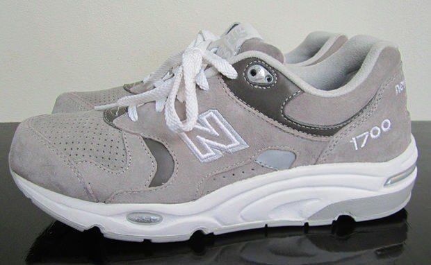 New Balance 1700 Grey/White | Nice Kicks