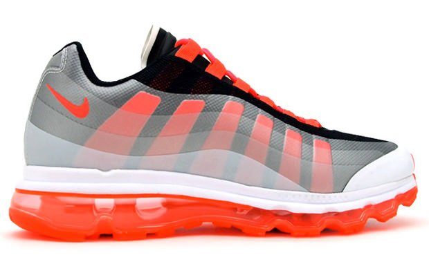 Nike Air Max 95+ BB Solar Red