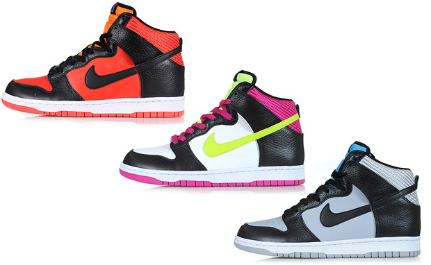 Nike Dunk Hi World Basketball Festival Pack
