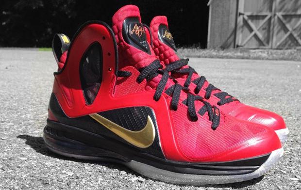 Nike LeBron 9 P.S. Elite \