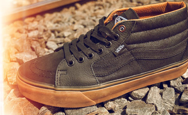 The Shadow Conspiracy x Vans 10th Anniversary Collection