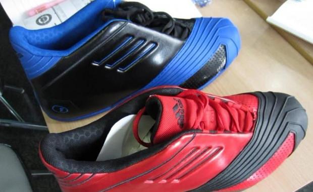 adidas T-MAC 1 to Return