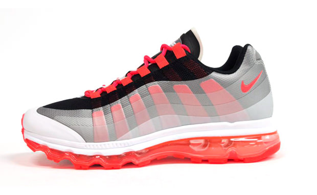 "Nike Air Max 95+ BB ""Bright Crimson"""