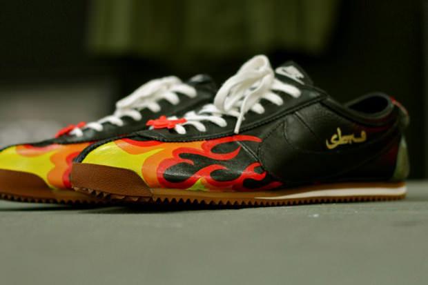 "Nike Cortez ""South Sin"" Custom by SBTG"