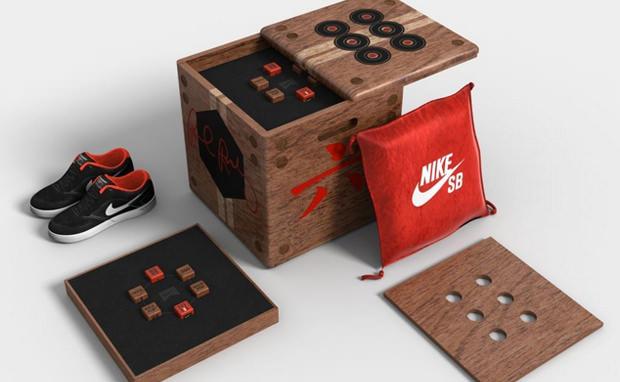"Nike SB Zoom P-Rod VI ""China"" Pack"