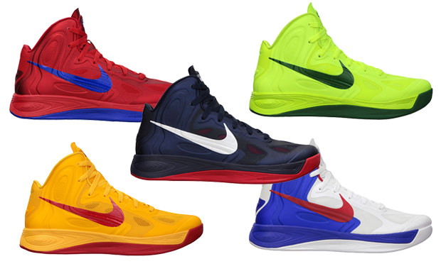 "Cop or Drop?: Nike Hyperfuse ""Olympic"" Collection"