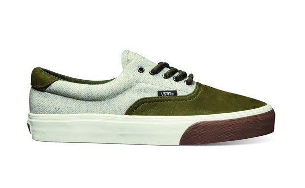 "Vans CA Era 59 ""Nubuck & Wool"" Pack"