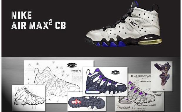 20 Designs That Changed the Game: Nike Air Max2 CB