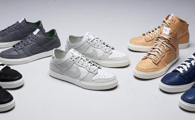 Nike Dunk Premium Deconstructed iD