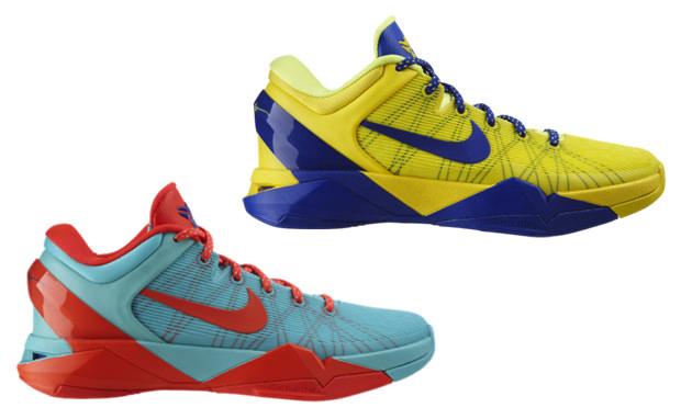 Nike Zoom Kobe VII FC Barcelona Pack