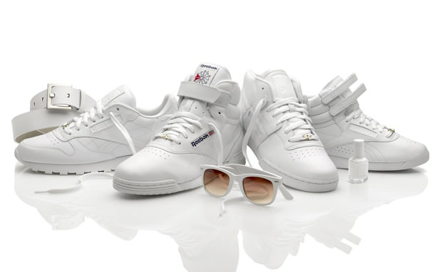 Reebok All White Pack