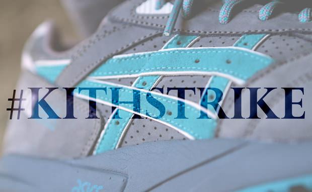 Ronnie Fieg x ASICS Gel Saga Neptune Kithstrike Release